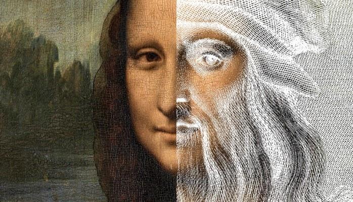 Yeni Bir İddia: Leonardo da Vinci Bir Bayılma Sebebiyle Mona Lisa Tablosunu Bitirememiş