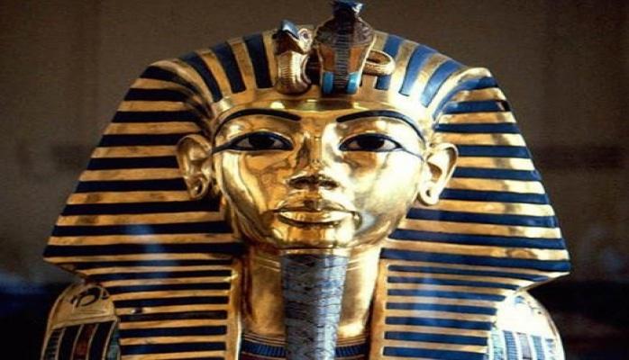 В Египте сложили портрет Тутанхамона из 7260 стаканчиков и вошли в Книгу рекордов Гиннесса