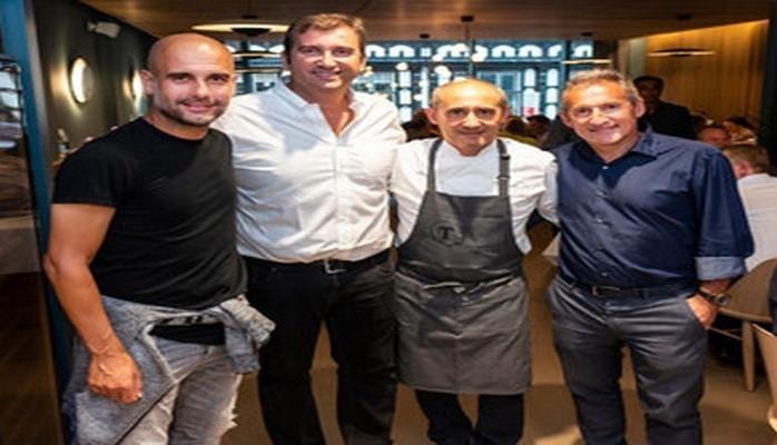 Xosep Qvardiola İngiltərədə Kataloniya restoranı açıb