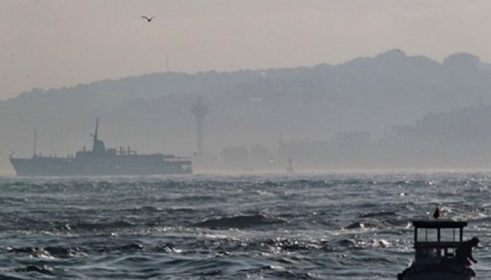 В Турции отменены морские рейсы