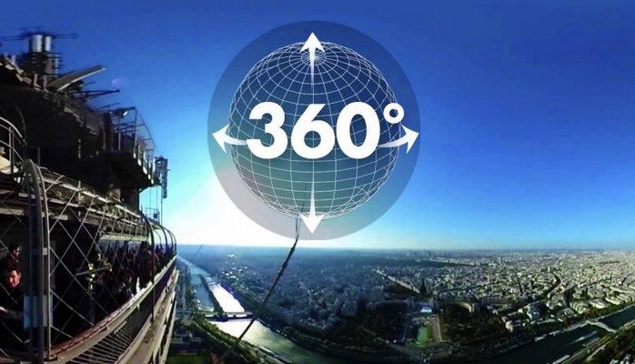 Smartfon ilə 360 dərəcə fotoşəkil necə çəkilir?