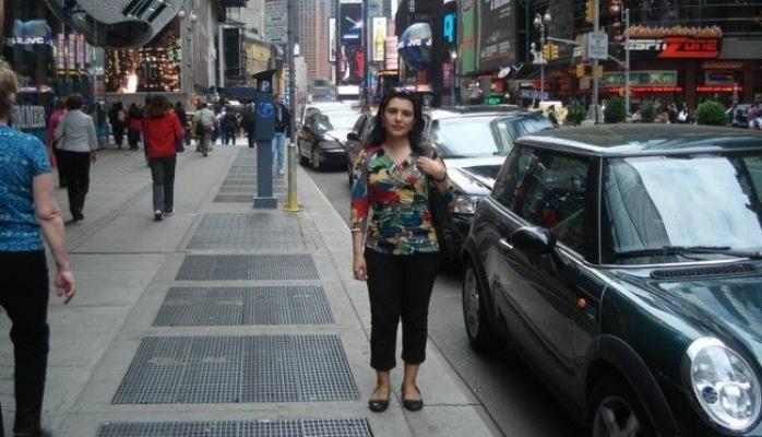 ABŞ-da alimlik dərəcəsi alan ilk azərbaycanlı xanım