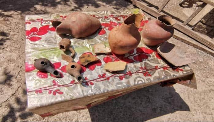 В Лянкяране обнаружены древние материальные и культурные образцы