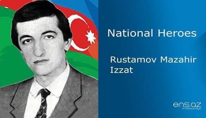 Rustamov Mazahir Izzat