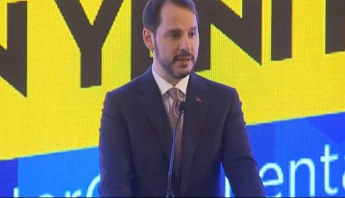 Hazine ve Maliye Bakanı Albayrak: Türkiye ekonomik direncini ispat etti