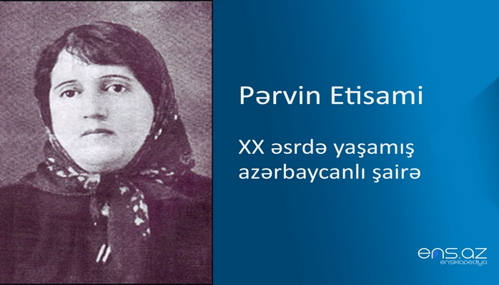 Pərvin Etisami