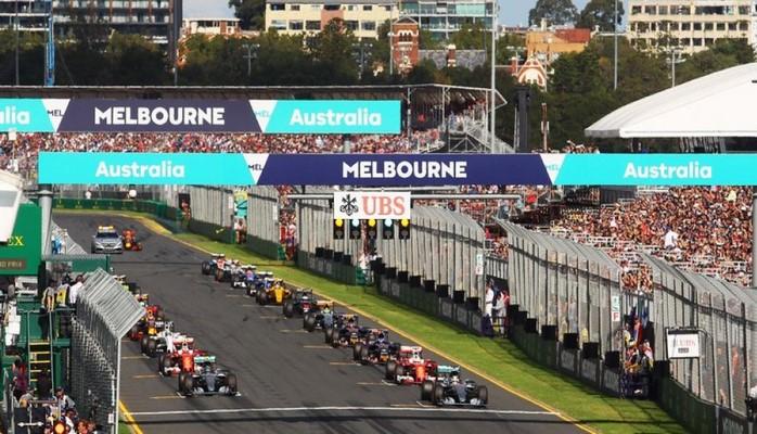 Впервые в истории новый сезон Формулы-1 начнется с церемонии открытия