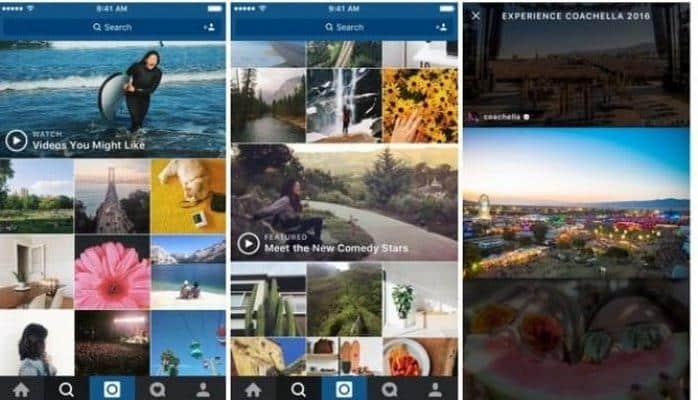 Instagram, keşfet bölümünde reklam gösterecek