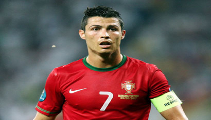 Роналду забил 100-й гол за сборную Португалии в матче Лиги наций со шведами