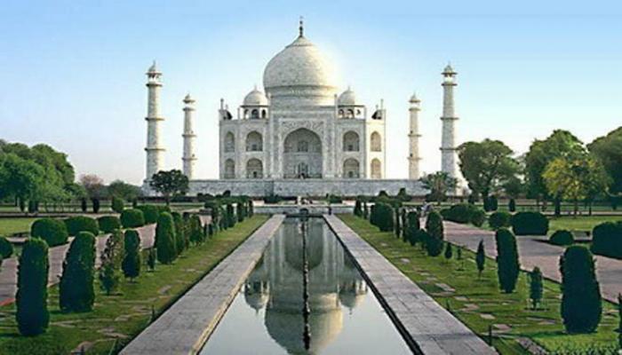 Tac-Mahal ziyarətçilər üçün açılıb
