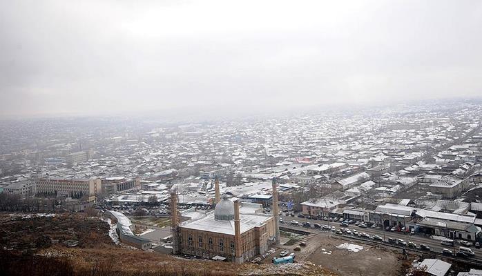 Oş şəhəri Türk dünyasının mədəniyyət paytaxtı elan olunub
