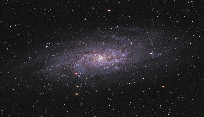 Ученые нашли вторую галактику без темной материи