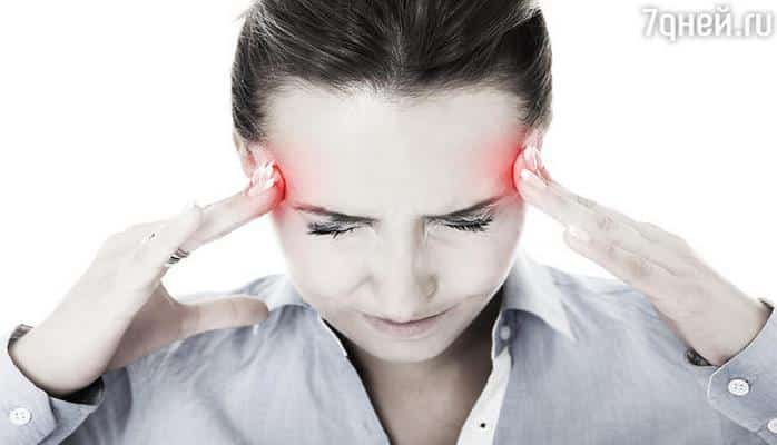 Мигрень: как избавиться от головной боли