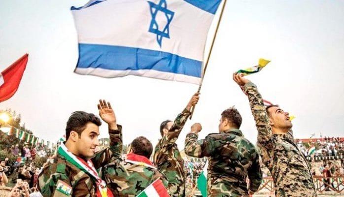 """İsrail diplomatından sensasiyalı bəyanat - """"PKK/YPG-yə dəstək verəcəyik"""""""