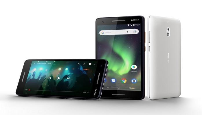 """100 dollarlıq """"Nokia 2.1"""" smartfonu rəsmən təqdim edilib"""