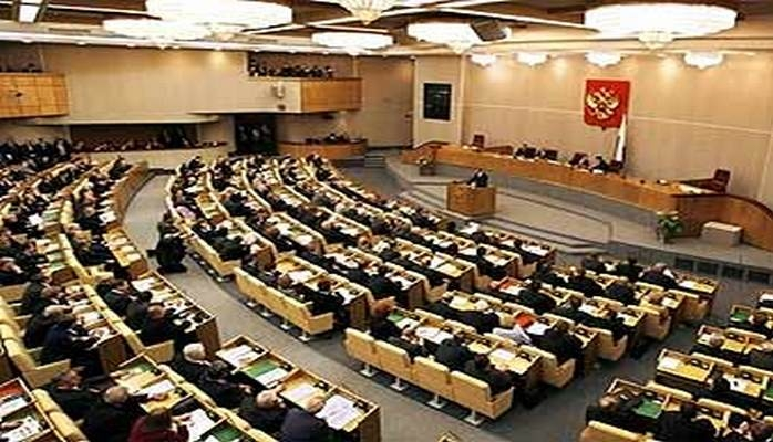 Госдума приняла пенсионный законопроект с поправками Владимира Путина