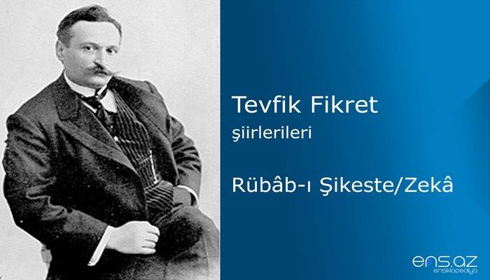 Tevfik Fikret - Rübabı Şikeste/Zeka