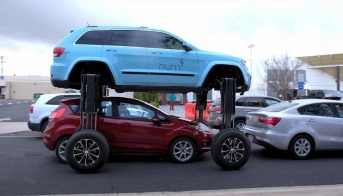 Автоботы в деле: концепты машин, умеющих трансформироваться и приобретать новые возможности