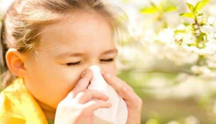 Uşaqlarda allergiya yaradan səbəblər