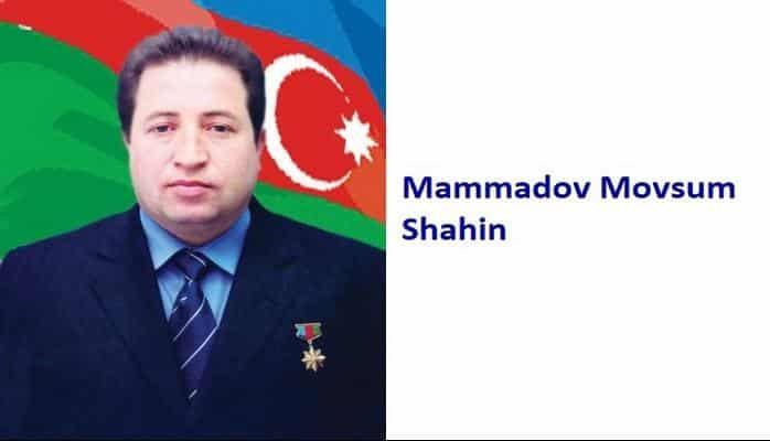 Mammadov Movsum Shahin