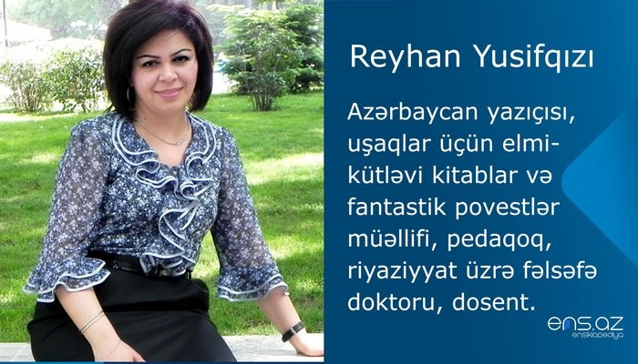 Reyhan Yusifqızı