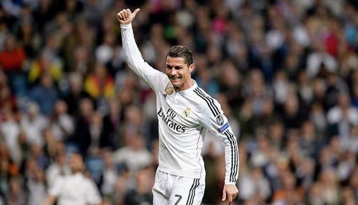 Ronaldu futbol tarixində yeni dünya rekordunu müəyyən etdi