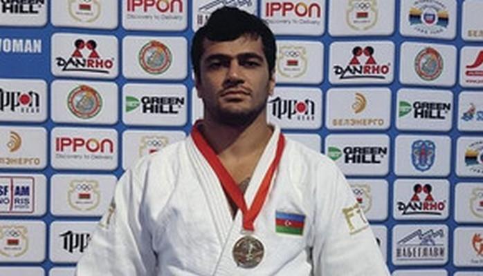 Elmar Qasımov Avropa açıq çempionatının qalibi olub