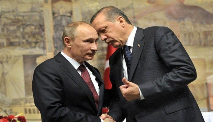 Чжао Цзюнь: Турция и Россия готовят контрудар по США