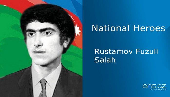 Rustamov Fuzuli Salah