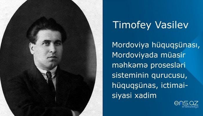 Timofey Vasilev