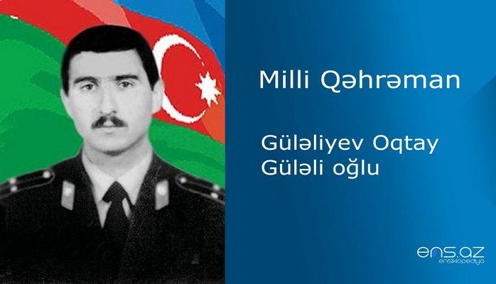 Oqtay Güləliyev Güləli oğlu
