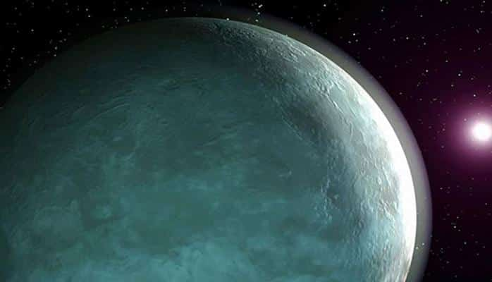 """Найдена экзопланета, """"рожденная"""" в катаклизме"""