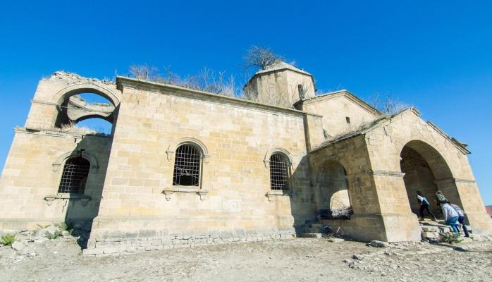 Церковь в Шамахы будет внесена в список охраняемых памятников Азербайджана