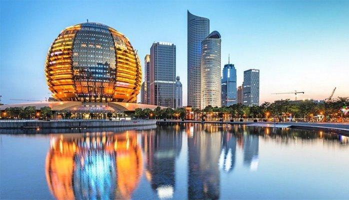 Çinin milyardlıq unikal binaları haqda maraqlı fakt