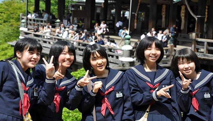 Yaponiyada uşaqların sayında rekord azalma
