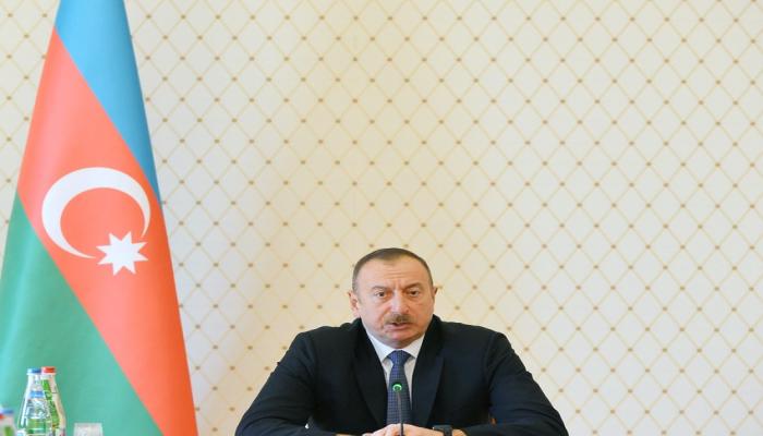 """İlham Əliyev: """"Azərbaycan bizim ümumi Qələbəmizə layiqli töhfə verib"""""""