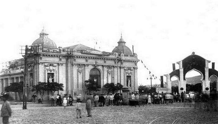 Как выглядел Баку в начале 20 века (ФОТО)