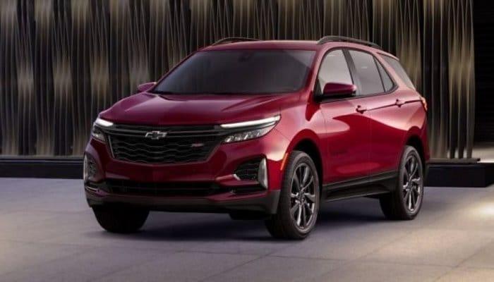 Chevrolet 2021 Model Equinox-u təqdim edir