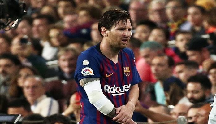 Lionel Messi məşqlərə başlayıb