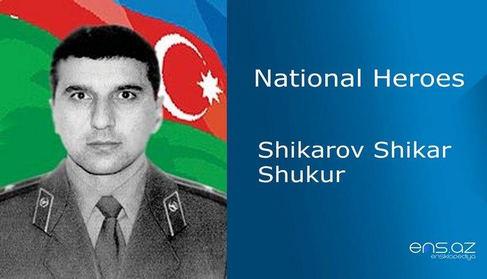 Shikarov Shikar Shukur