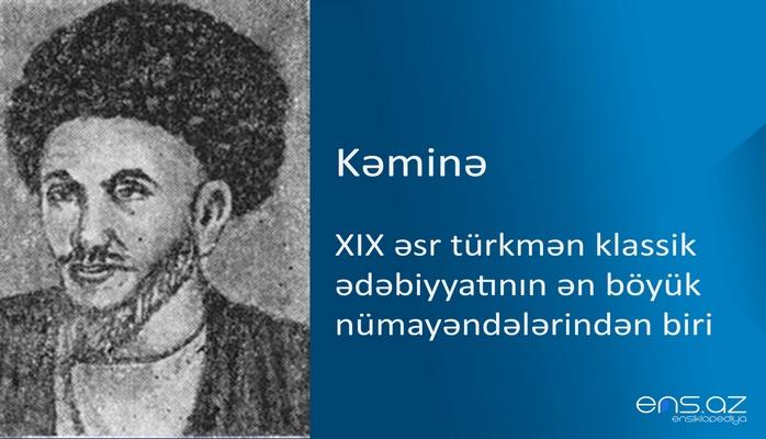 Məmmədvəli Kəminə
