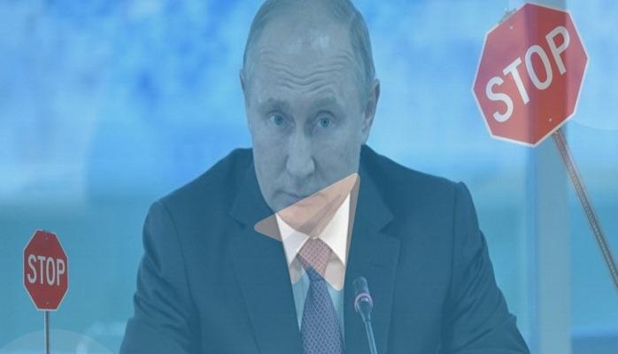 Putin Teleqramın kürəyini yerə vurdu