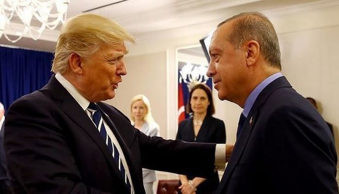 Трамп признался, что он фанат Эрдогана