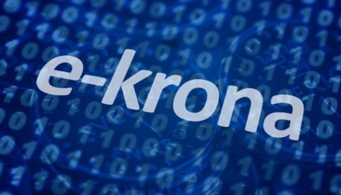 İsveç elektron kron yaratmağa hazırlaşır