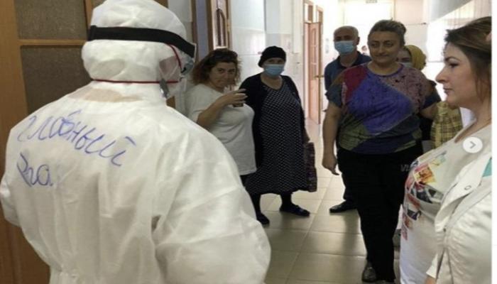 У шести граждан Азербайджана в Дагестане выявлен коронавирус