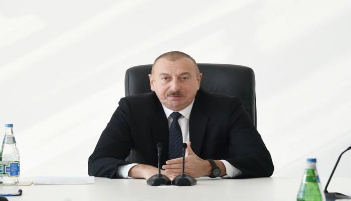 Президент Ильхам Алиев: Парламентские выборы еще раз показали, что наше намерение – обеспечить демократическое развитие