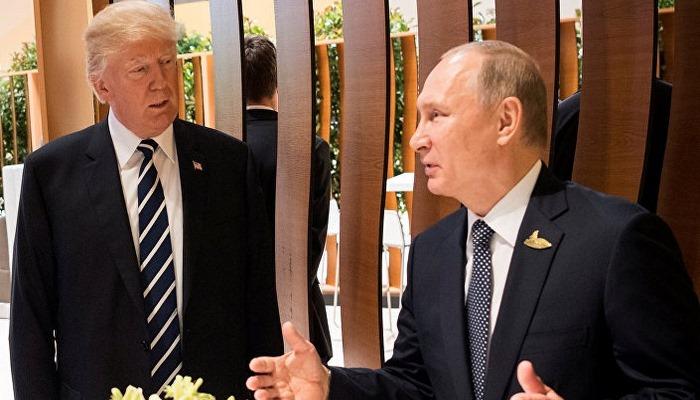 Trump'tan Putin'e: Seçimlere karışmayın!