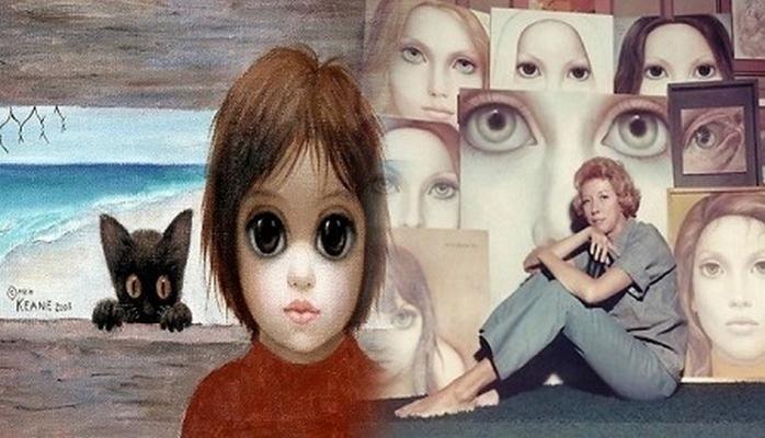 Böyük gözlərin gerçək hekayəsi – Alovlu eşq,saxtakarlıq, oğurlanmış karyera