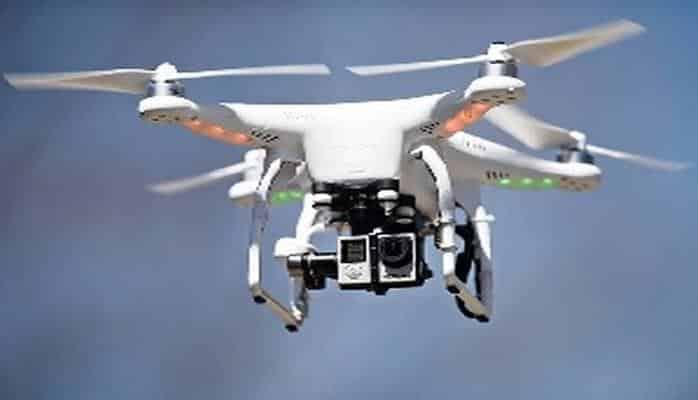 Çində dron polislər yol hərəkəti qaydalarına riayət edilməsini izləyir