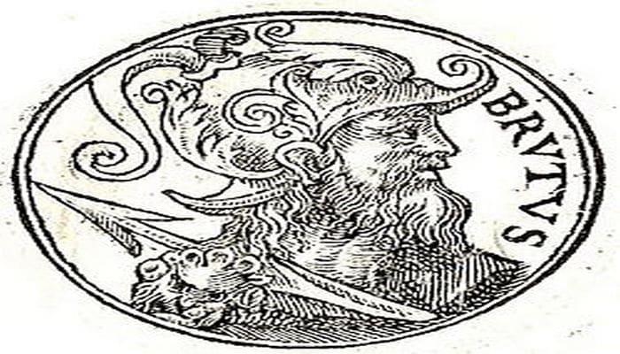 Брут Троянский - основатель Британии